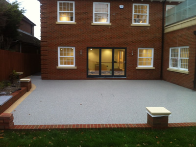 Cambridgeshire Driveways INSTALLATION