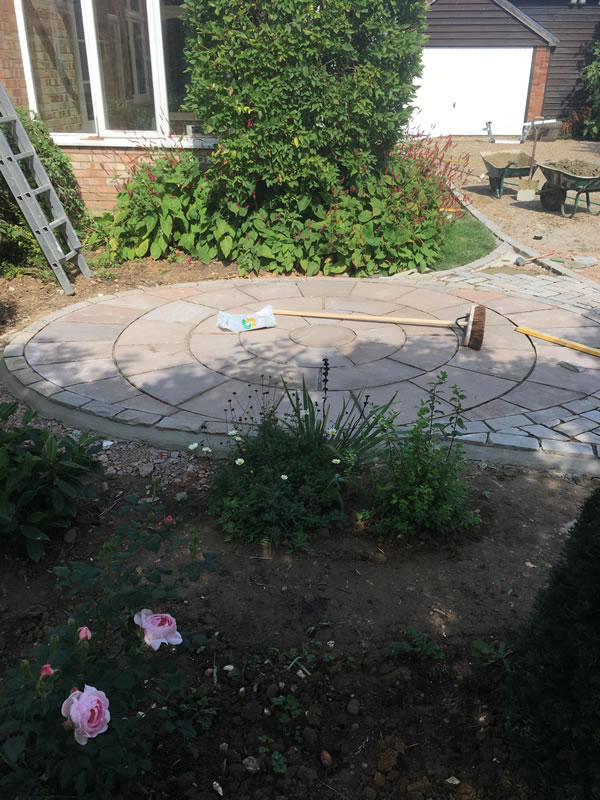 Patio Project