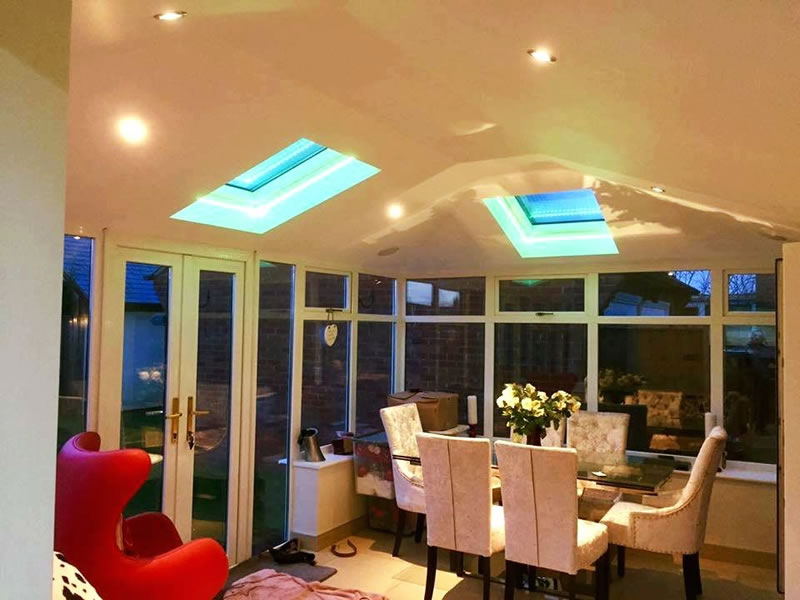 Conservatory Roofing Bedford