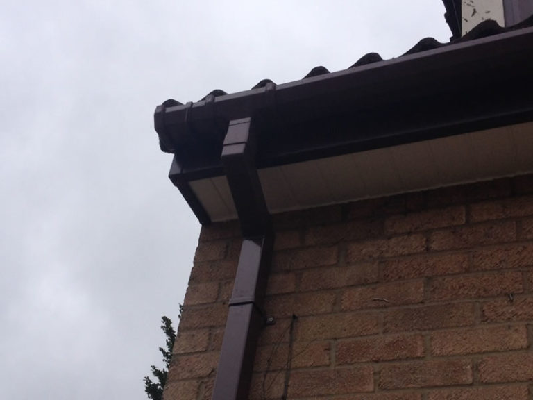 Fascias, Soffits and Guttering