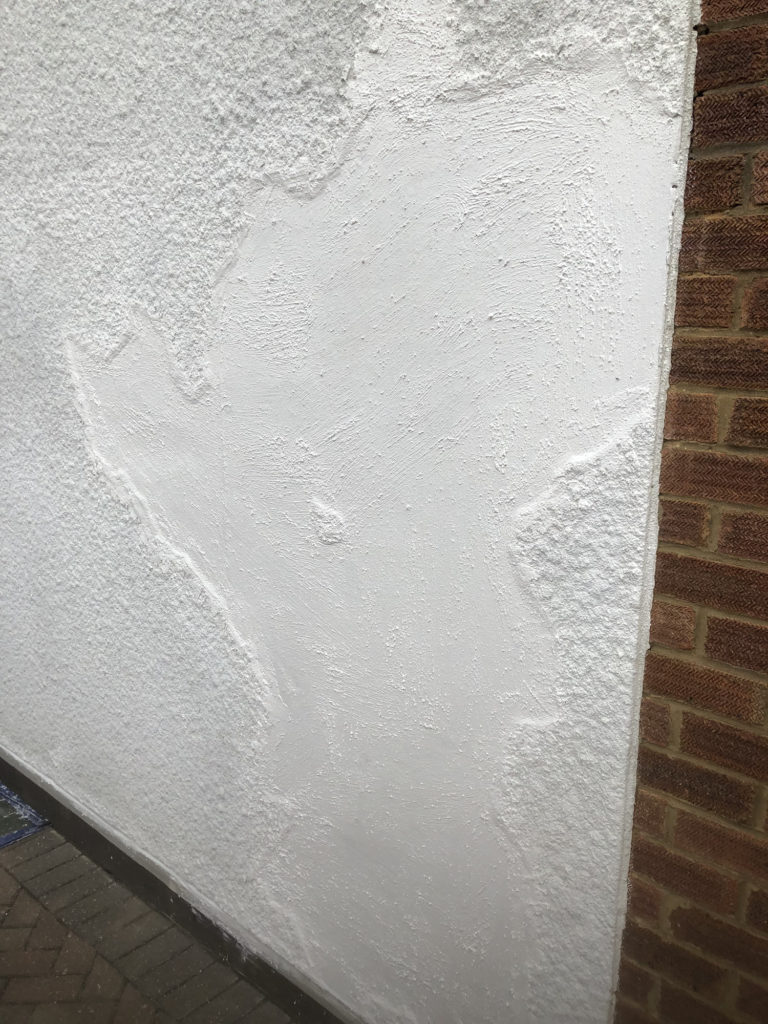 Wall Coating Project