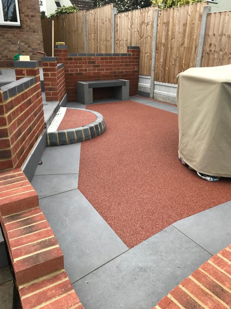 Patio Project 1
