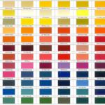 Coloured Wall Coatings