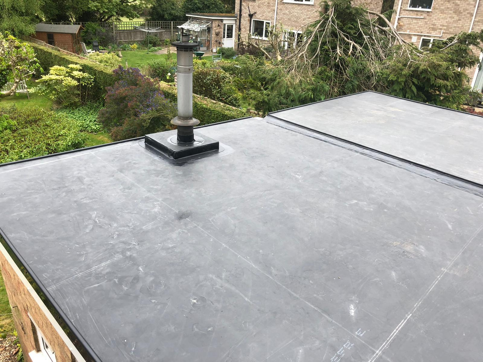 Flat Roofing Specialists Cambridge, Northampton