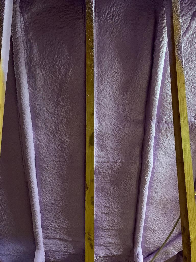 purple foam image